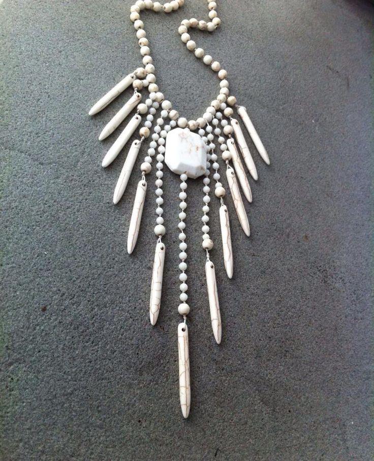White coral  http://instagram.com/marinaangelakijewelry