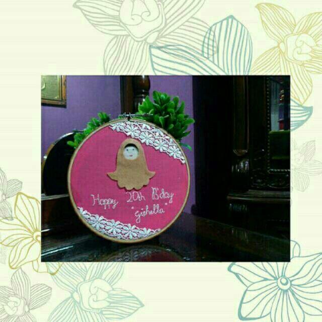 Saya menjual Hoop art K06 seharga Rp60.000. Dapatkan produk ini hanya di Shopee! https://shopee.co.id/awik.shop/381536160 #ShopeeID