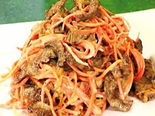 Соусы рецепты для салатов из морепродуктов
