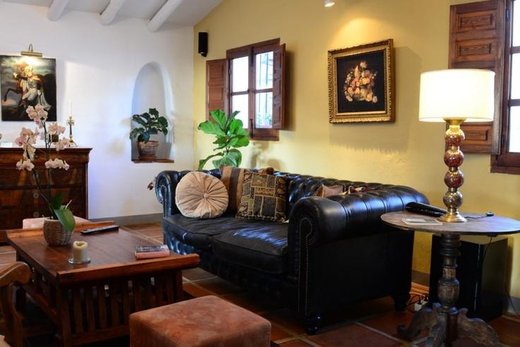 Living Room In Spanish Interesting Design Decoration
