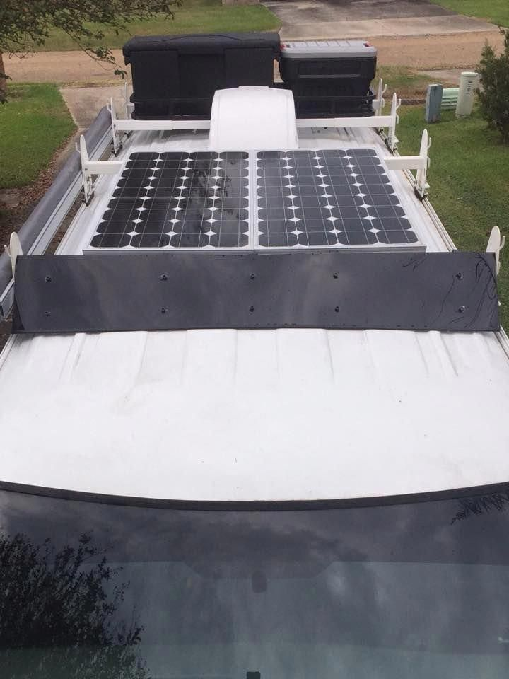 Guide To The Best Solar Panels For A Camper Van Conversion In 2020 Best Solar Panels Solar Panels Photovoltaic Panels