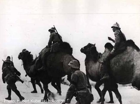 Romanian soldiers in the Caucasus