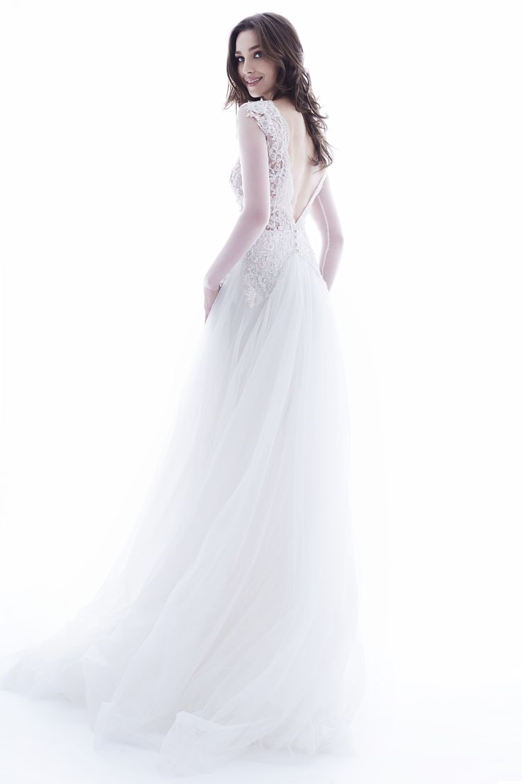 Adelle bridal gown