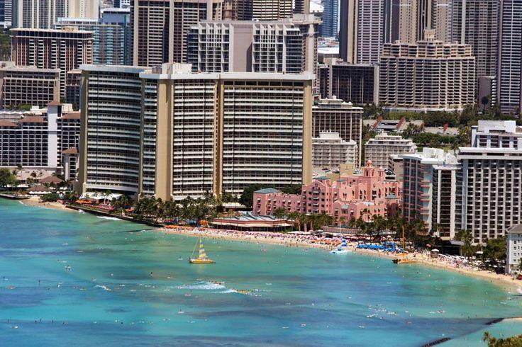 Waikiki, Havajské ostrovy
