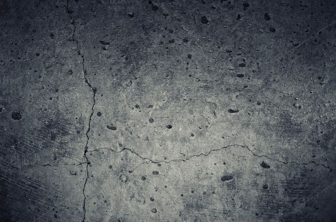 Concrete wall texture with cracks by NikSorl on Creative Market