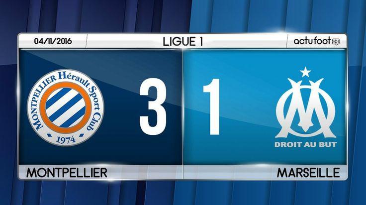 VIDEO. But Montpellier vs Marseille (OM) résumé vidéo buts (3-1)