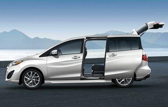 2018 Mazda 5 Minivan