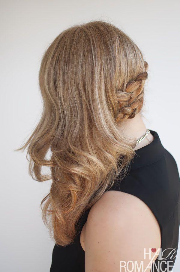 Best 25+ Side sweep hair ideas on Pinterest