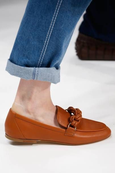 a05e1d4e85 Tod's Spring/Summer 2019 Ready-To-Wear | Heavenly shoes! | Tods ...