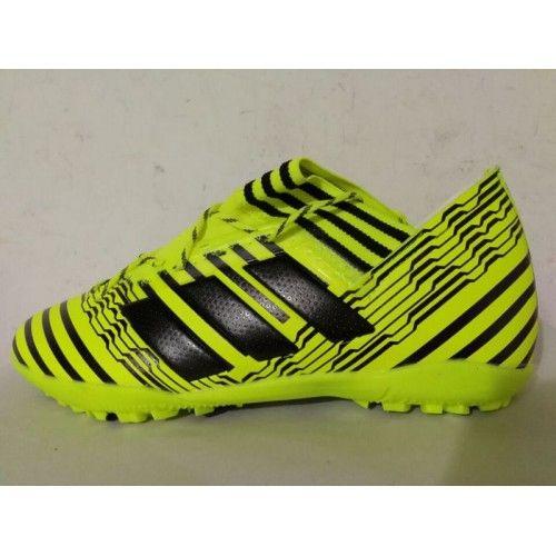 бутсы Adidas - футбольныебутсы Adidas Nemeziz 17.3 TF желтый новейший