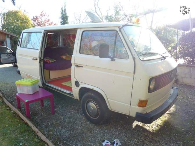 Camping Car Puy De Dome
