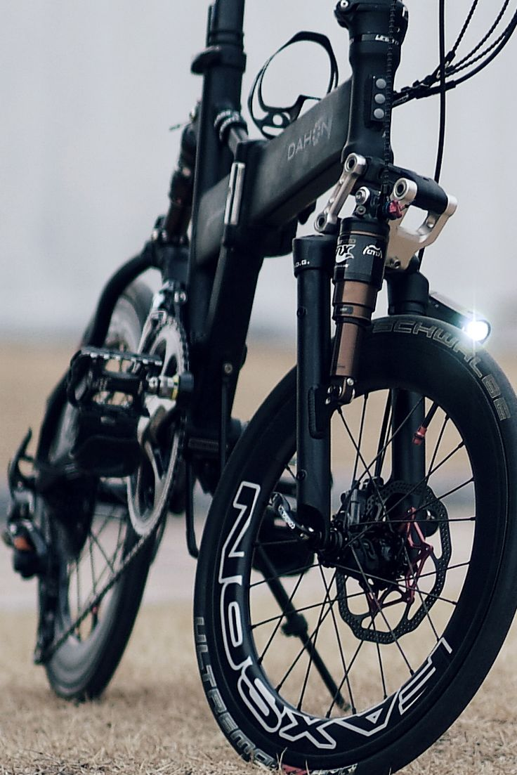 Dahon Jetstream P8 Customize