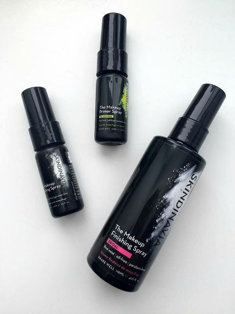 Skindinavia Setting and Primer Sprays