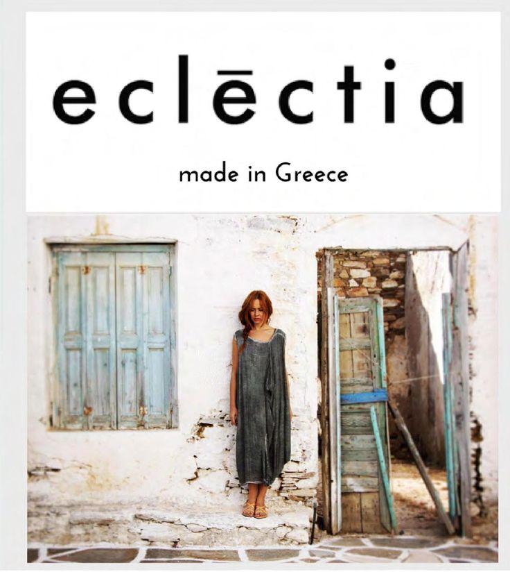 Eclectia lookbook