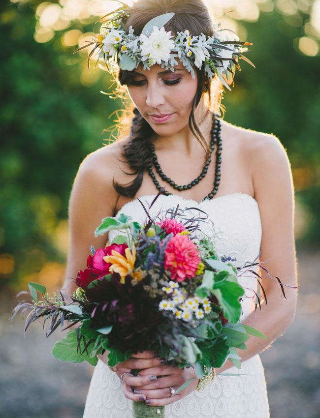 Fair Trade Bohemian Wedding Inspiration