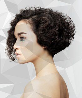 Learn how to create the Layering, Graduation & Disconnection haircut on curly hair with Gary Woo - MHD