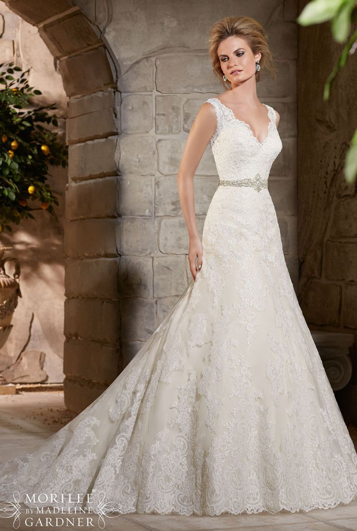 48 best Bliss Gowns: Mori Lee images on Pinterest | Wedding frocks ...