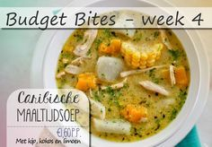 Een goedkope, maar vullende soep met Caribische smaken. Met kip, gember, kokos, limoen, hete peper en verschillende wortelgroenten maak je binnen een uurdit heerlijke gerecht. Deze soep is niet al…