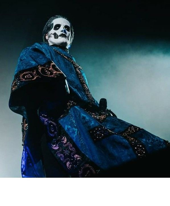 Papa Emeritus Iv Has Arrived Ghost Pictures Band Ghost Ghost