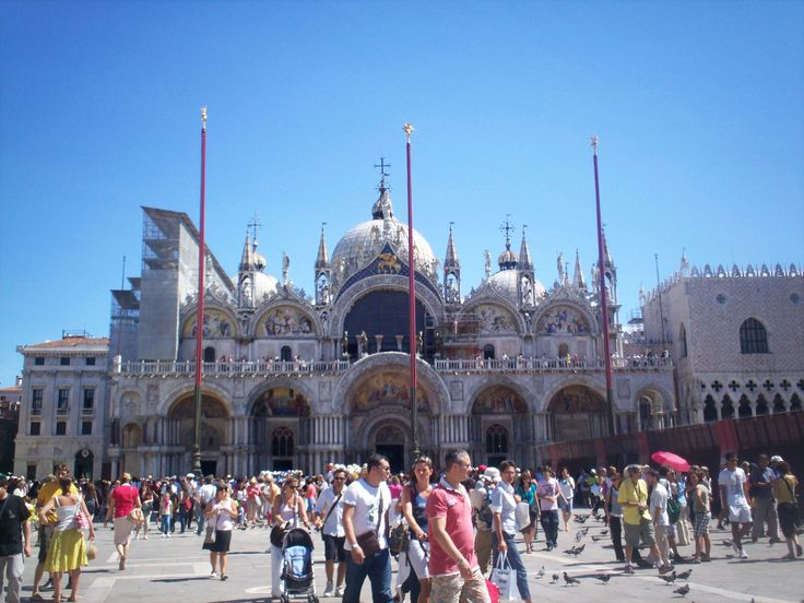St Mark's Square (Venice, Italy)
