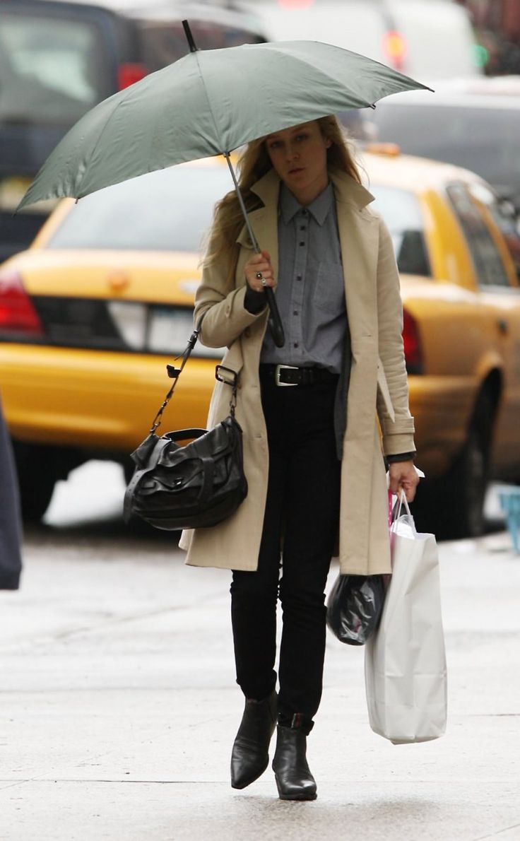 Rainy Day Tomboy