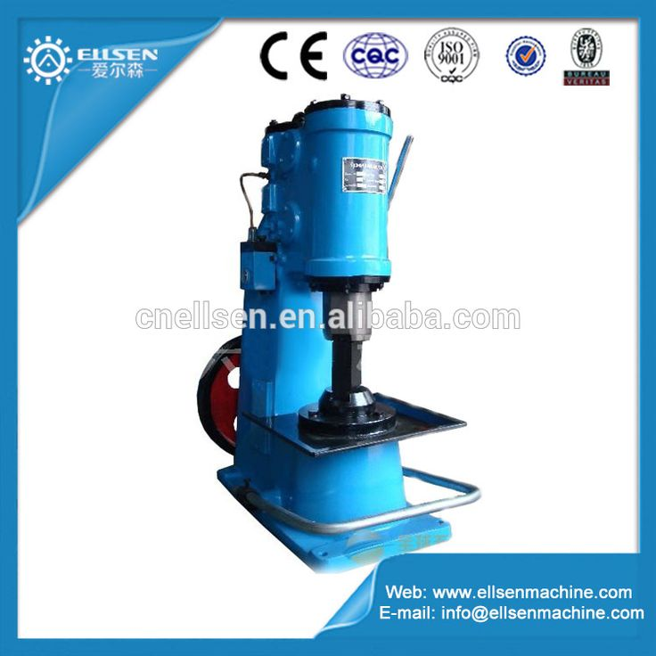 Wrought iron forging power hammer for sale