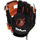 Wilson WTA02RB16 MLB Team T-Ball Youth Baseball Glove - http://www.johnsbooksandhobbies.com/wilson-wta02rb16-mlb-team-t-ball-youth-baseball-glove/