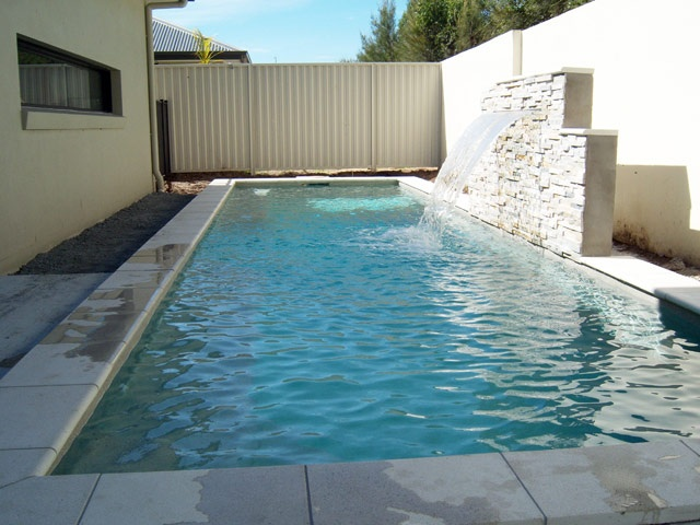 17 best ideas about pool features on pinterest swimming for Pool design water feature