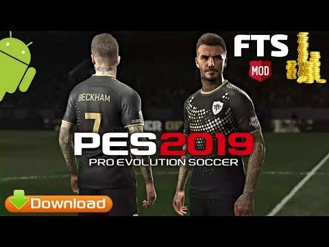 PES 2019 Mod FTS Offline Android Apk Data Download | Download
