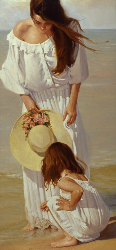 Enric Torres~ I love Mother and child paintings and photos!TJB