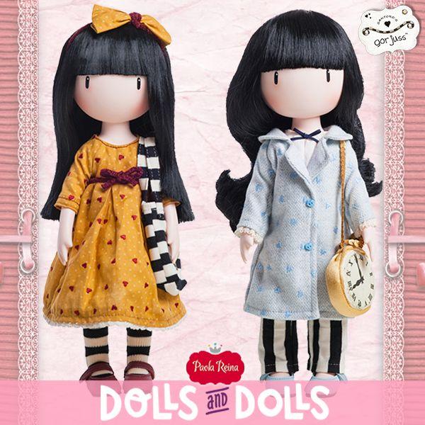 ⏳ ¡NO TE QUEDES SIN TUS MUÑECAS GORJUSS! ⏳  ¿Eres un aficionado del mundo #Gorjuss y estás haciendo la colección de sus famosas #muñecas? Pues te mostramos las dos referencias que a partir de ahora están descatalogadas y ya no se fabricarán, #TheWhiteRabbit y #ThePretendFriend.  ¡Date prisa porque nos quedan muy pocas unidades!  #PaolaReina #Dolls #DollsMadeInSpain #MuñecasGorjuss #GorjussGirls #SantoroLondon #MuñecasGorjuss