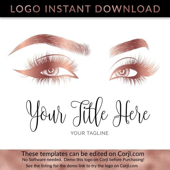 Pin By Zuri On Nail Spa Eyelash Logo Lashes Logo Beauty Logo