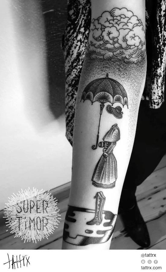 old school black and white tattoo sleeve - Google Search