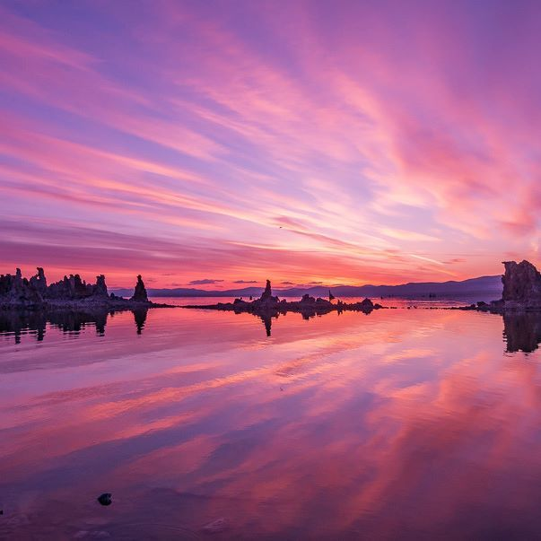 A great way to start the day, Sunrise at Mono Lake, CA  #backcountry,#outdoor,#outdoors,#view,#views,#nature,#nature_shooters,#nature_saltans,#naturehippys,#natureza,#explore,#exploremore,#sierranevada,#getoutside,#awesome_earthpix,#wow_planet,#discoverglobe,#hike,#hikes,#backpacking,#monocounty,#easternsierra,#wildeness_culture,#wildcalifornia,#rawcalifornia,#majestic_earth   More Magnificent Nature Pics Go HERE: https://www.pinterest.com/EasyInsuranceGP/nature/