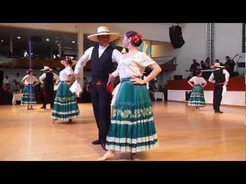 Traditional peruvian dance from Piura - Peru - YouTube