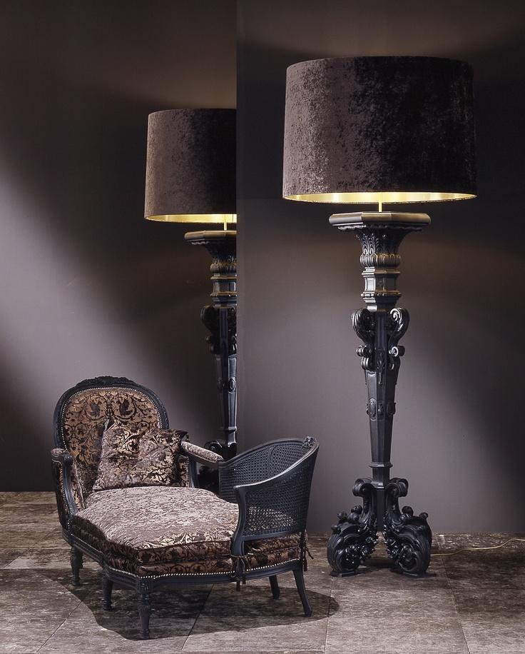 Massive Lamp By Fratelli Boffi