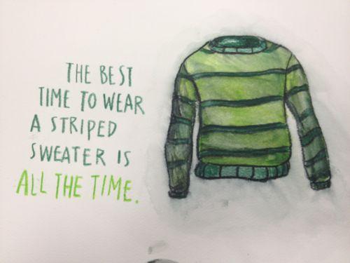 YES!: Quotes, Sponge Bobs, Stripes Sweaters, Collars, Life Mottos, Turtles, Spongebob Funny, Striped Sweaters, Spongebob Squarepants