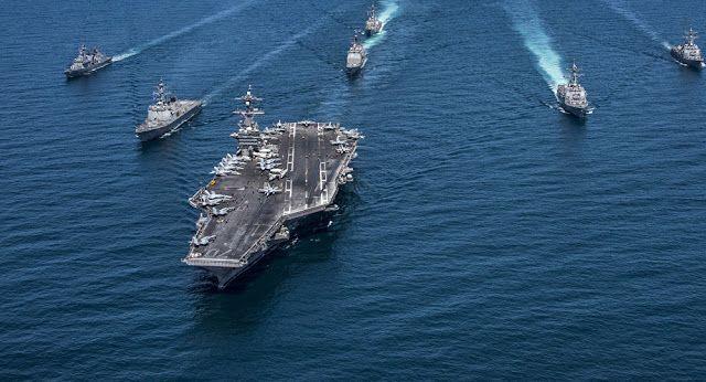 """Το Κουτσαβάκι: """"Στρατηγικό Μήνυμα"""" για το Πεκίνο: Οι ΗΠΑ  ηγούντα..."""