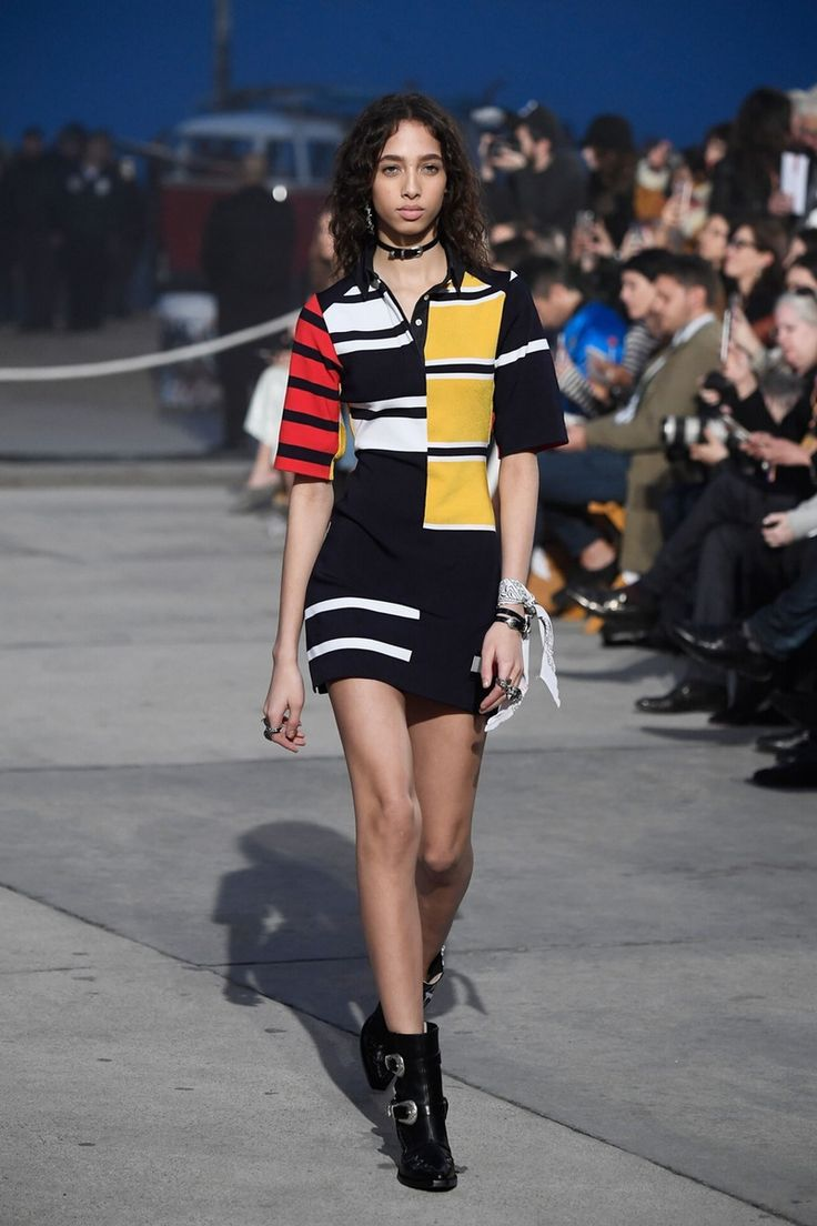 Tommy Hilfiger | Ready-to-Wear Spring 2017 | Look 3