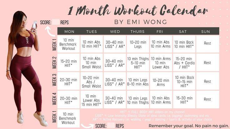 10 Minuten, um Gewicht zu verlieren