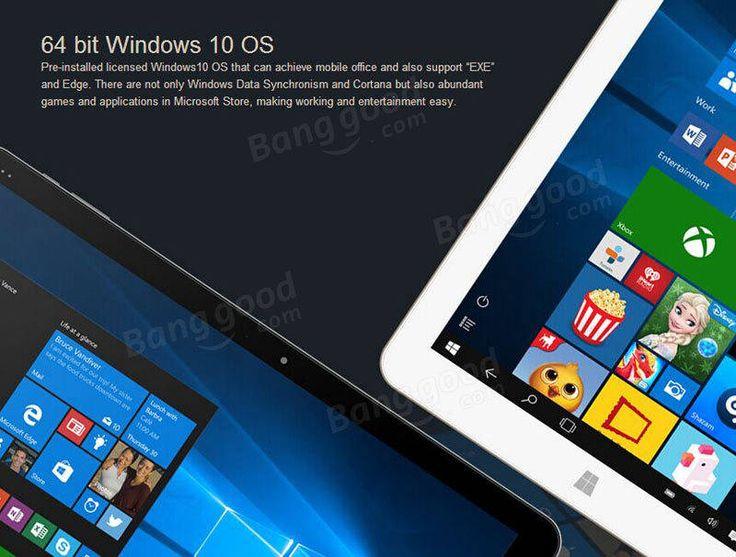 Chuwi Hi12 Stylus Intel Z8350 Quad Core 1.84GHz 12 Inch Dual Boot Tablet