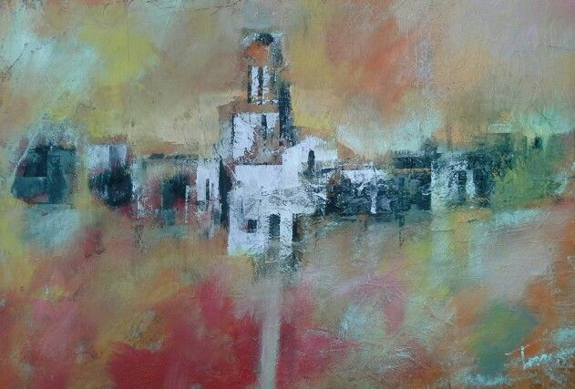 D'estate 70x50 cm Luigi Torre painter 2015