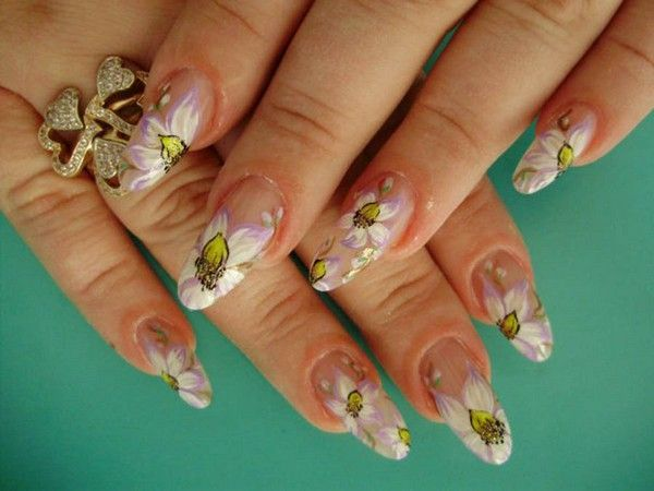 Acrylic Nails Design For Wedding