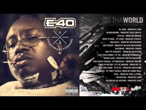 [Get Free Now] E40 Ft Lil Boosie – Money Sack [New Hip Hop]