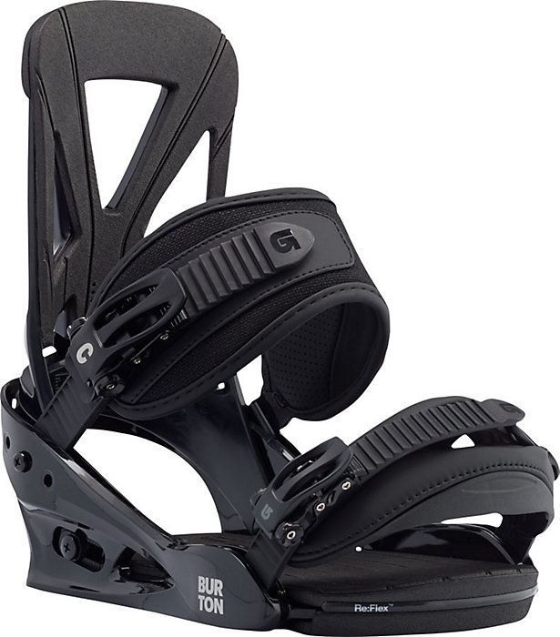 Burton Custom Snowboard Bindings - Men's Snowboard Bindings