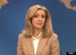 Arianna appeared on 'SNL' this week to discuss the Vice Presidential debate. Played by Nasim Pedrad, she sounded off on Paul Ryan and Joe Biden and offered praise for moderator Martha Raddatz.