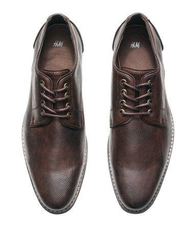 Product Detail: Derby Shoes   H&M US