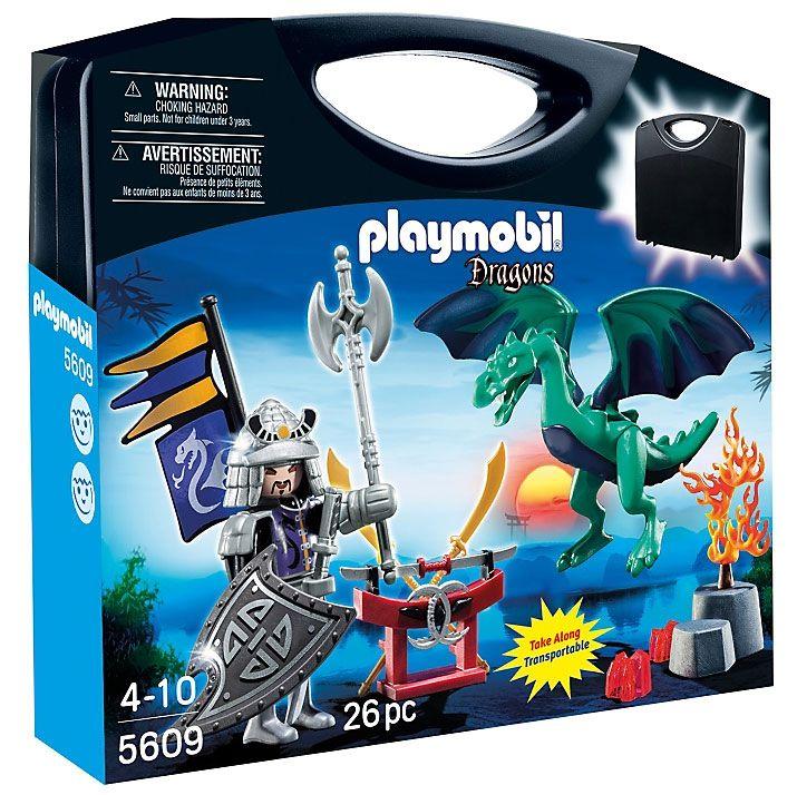Playmobil Smoki Skrzynka azjatyccy wojownicy, 5609, klocki