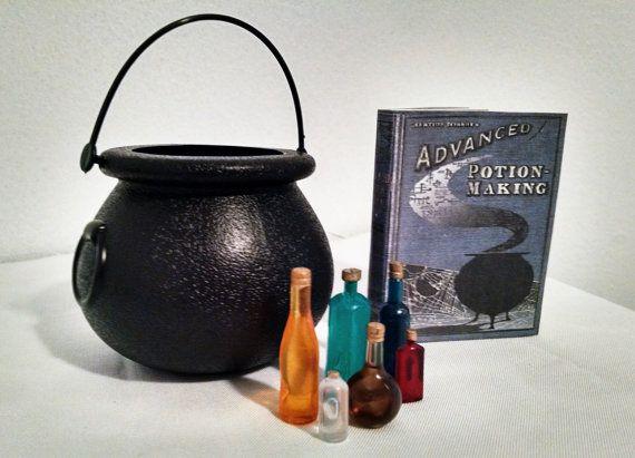 Potion Kit 18 American Girl Doll Harry Potter by PotterNutter