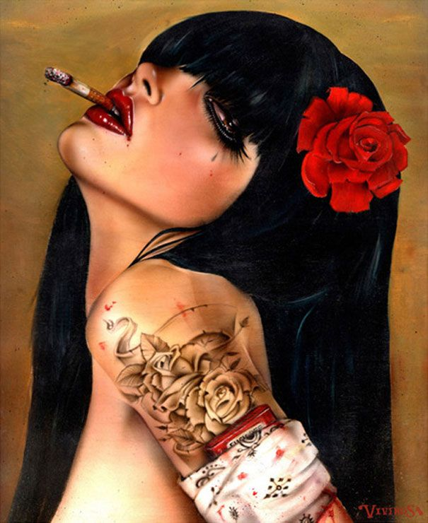 """Hangover"" by Brian Viveros"